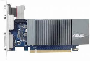Nvidia Geforce Gt710 Silent 2gb Gddr5 Pci