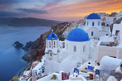 Top Villages To Visit On Santorini