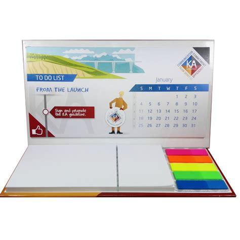 post it sur le bureau 28 images imprimez en ligne votre logo sur le calendrier de bureau