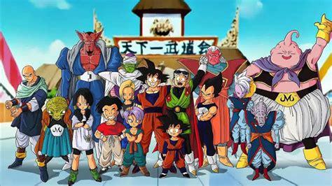 Series y películas 'Dragon Ball': cronología y orden