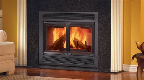 foyer bois wood fireplaces
