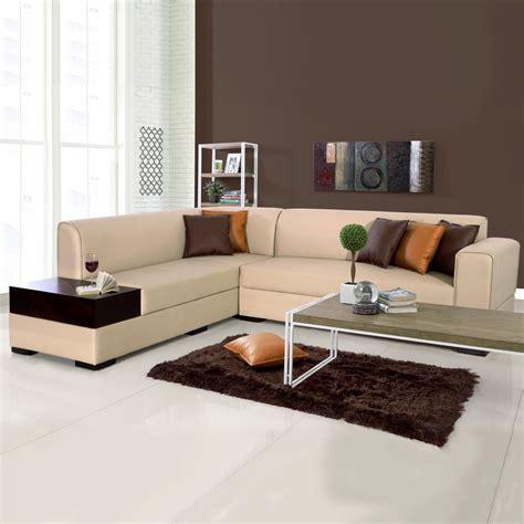l shaped settee l shaped sofas alden leatherette l shape sofa right