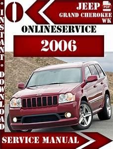 Jeep Grand Cherokee Wk 2006 Digital Service Repair Manual