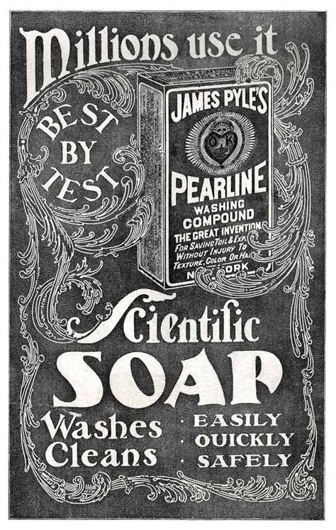 images  vintage cleaning products ads