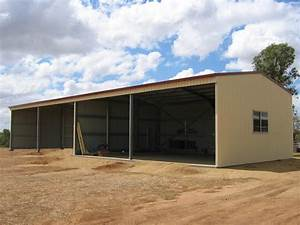 3 sided machinery shed plans biek plans shed With 3 sided pole barn