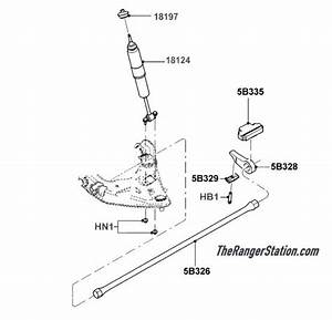 Ford Ranger Torsion Bar    Key Removal  U0026 Installation
