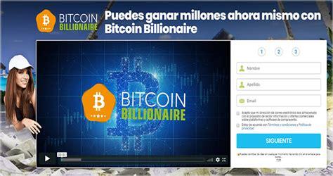 You start with almost nothing: Bitcoin Billionaire 【¿ESTAFA?】¿Cómo funciona ...