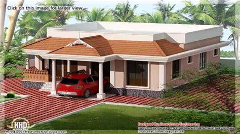 4 bedroom one house plans kerala style 3 bedroom house plans single floor