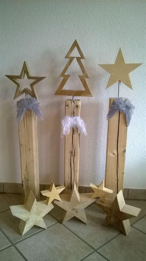 Weihnachtsdeko Holz by Echt Holz Ideen Ideen Aus Holz Weihnachten
