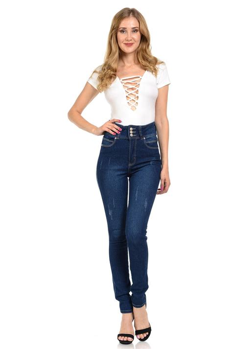 diamante womens jeans sizing   skinny style
