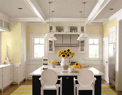 best 25 yellow kitchen walls ideas on light