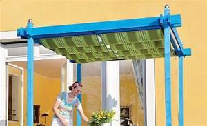 Pergola Mit Sonnensegel : terrassen berdachung terrasse balkon ~ Avissmed.com Haus und Dekorationen