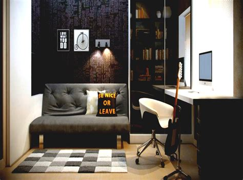 Home Decor For Men : Decorating Men Office Decor Ideas