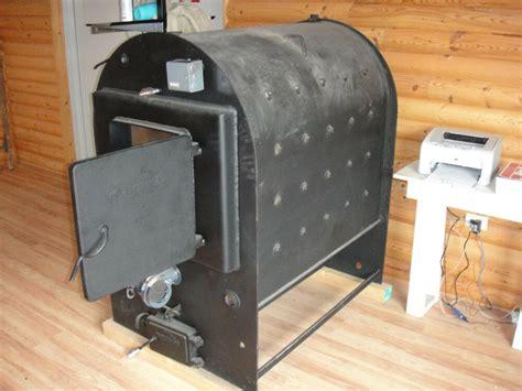 Indoor Wood Furnace Boiler Royall Model 6250