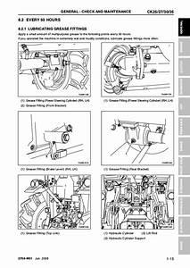 Kioti Daedong Ck35 Tractor Service Repair Manual