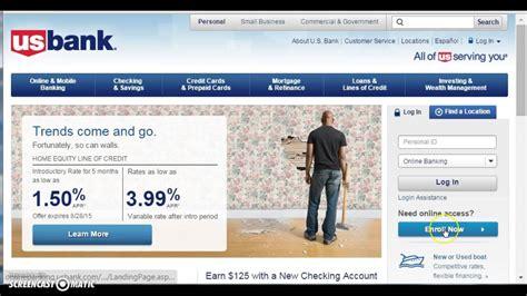 Us Bank Online Banking Login