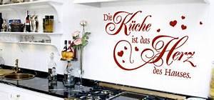 Wandtattoo Küche Bilder : bildh bsche wandtattoos f r die k che i love ~ Sanjose-hotels-ca.com Haus und Dekorationen
