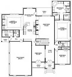 house plans with and bathrooms 4 bedroom 3 5 bath house plans home planning ideas 2017