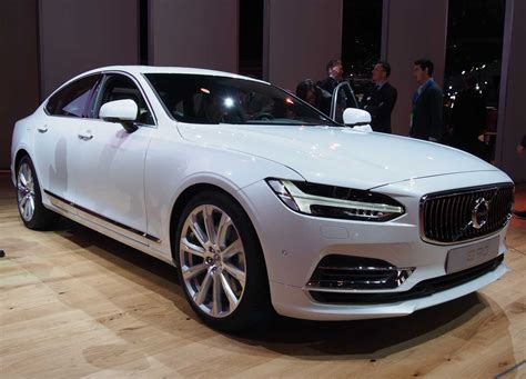 Volvo S90 2019 by 2018 Volvo S90 Review 2019 2020 Cars Coming Out