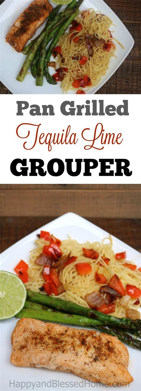 grouper recipe tequila lime grilled recipes easy pasta fresh grilling spread word board help
