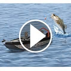 Rc Boats Catching Fish by The Fish Catching Rc Boat Hammacher Schlemmer