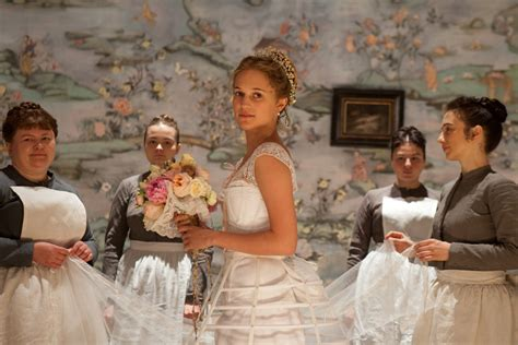 Alicia Vikander In Anna Karenina