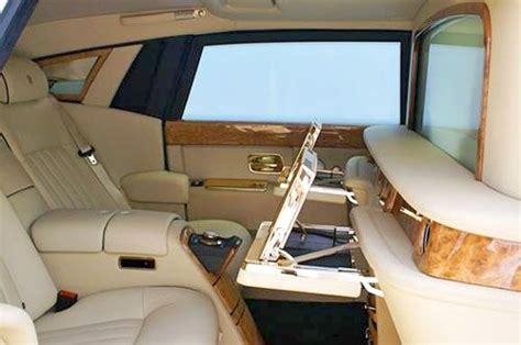The Rolls Royce Phantom Long Wheel Base. A First Class