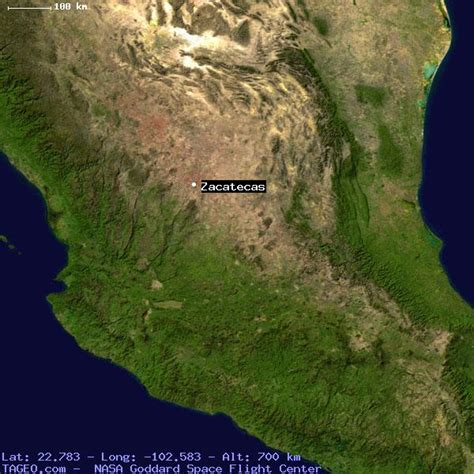 zacatecas zacatecas mexico geography population map cities