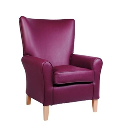 ontario vinyl king chair nursing home chairs