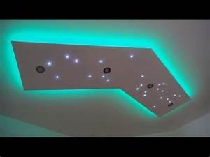 Led Deckenbeleuchtung Indirekt : led deckenleuchte dimmbar selber bauen raum und m beldesign inspiration ~ Indierocktalk.com Haus und Dekorationen