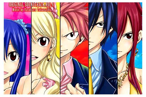 download fairy tail soundtrack vol 3