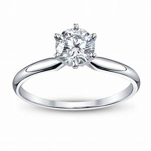 Ring settings ring settings solitaire for Solitaire diamond wedding rings