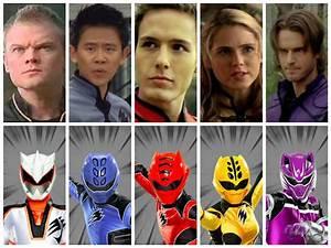 Jungle Fury Rangers | Power Rangers Collages | Pinterest ...