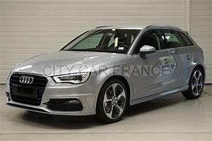 Audi A3 Grise : audi a3 sportback ambition grise voiture en leasing pas cher citycar paris ~ Melissatoandfro.com Idées de Décoration