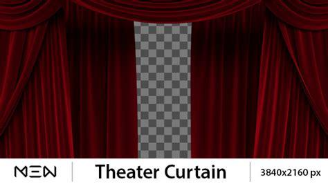 theater curtain  newmens videohive
