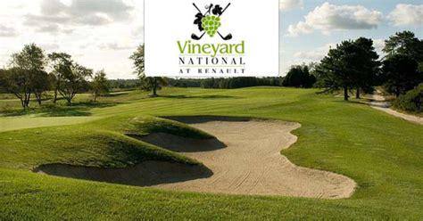 Renault Vineyard Golf by Vineyard National At Renault New Jersey Golf Deals