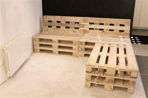 canape en bois de palette mzaol com