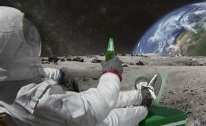 Astronaut Drinking Carlsberg On the Moon Beer (page 5 ...