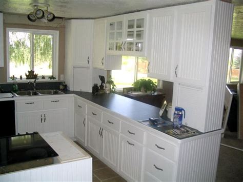 Kitchen Cabinets White Beadboard  Beadboard Kitchens