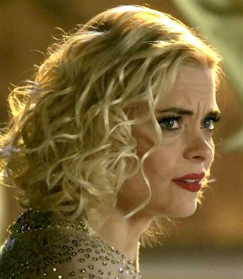 jaime kings golden curlicues short blonde curly