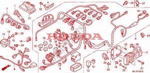 Wire Harness  Cbr1000rr6  7  For Honda Cbr 1000 Rr