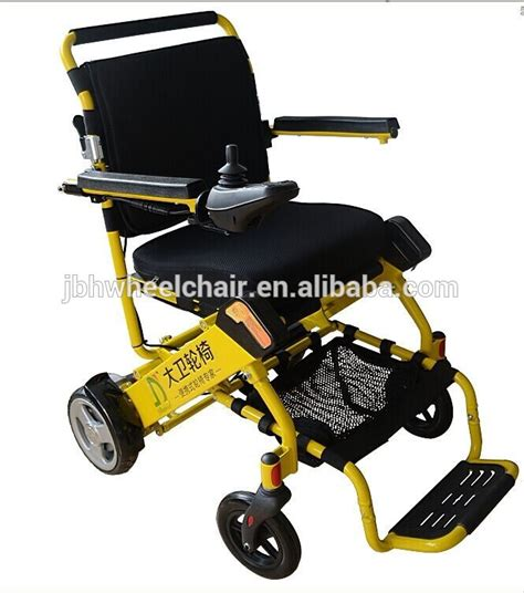 smart folding power wheelchair electric wheelchair lift
