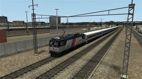 train simulator  hd exclusive njt comet iii cab car