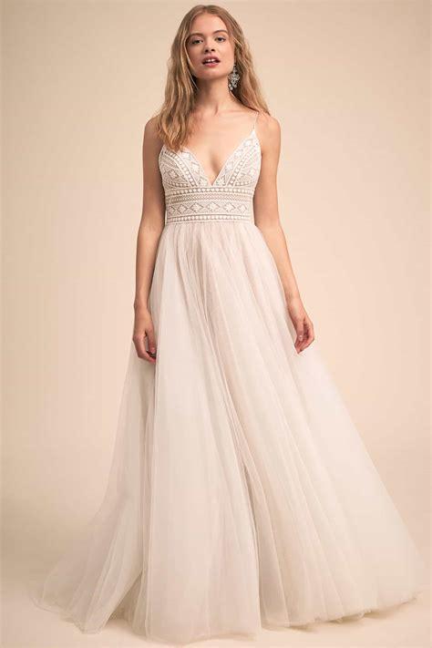 Crochet And Tulle Boho Wedding Dress Dress For The Wedding