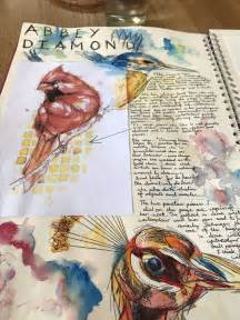 Artist Research Page Of Abby Diamond