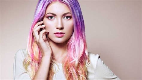 How To Find The Best Rainbow Hair Color For You Loréal