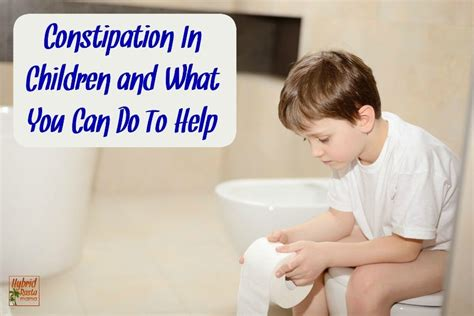 constipation in children and what you can do to help 389 | Constipation In Children