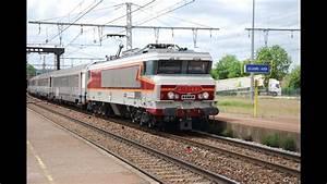 Train Sp U00e9cial Arf  U0026quot Le Mistral U0026quot  Cc6570 2 Juin 2013
