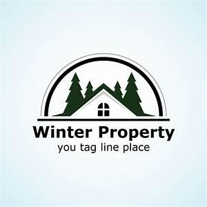 Winter Property Logo - Bevouliin