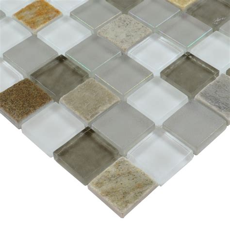 square glass tiles stone glass mosaic tilessmoky mountain square tiles with marble backsplash wall stickers floor tiles